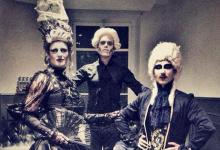 Marie Antoinette perd la tête! Soirée Halloween par Chez les garçons